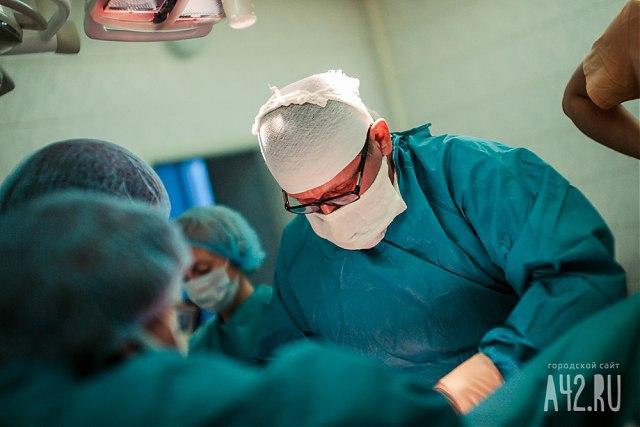 Детские хирурги Кемерова провели неповторимую операцию испасли новорождённого