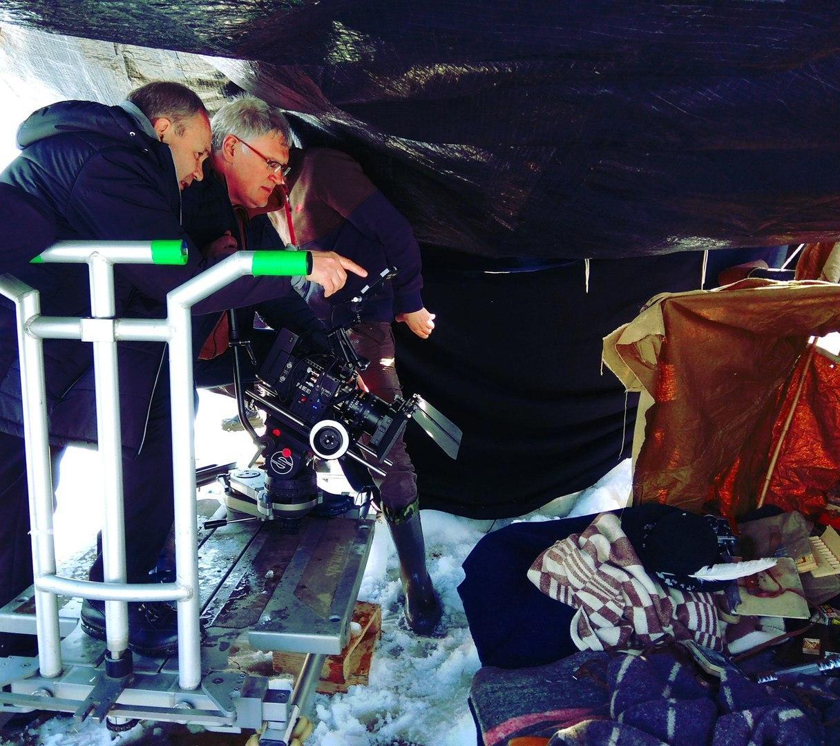 Вышел всвет 1-ый ролик к кинофильму отайне перевала Дятлова