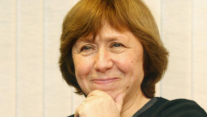 Писательница Светлана Алексиевич опровергла слухи о собственной смерти: «Недождетесь»
