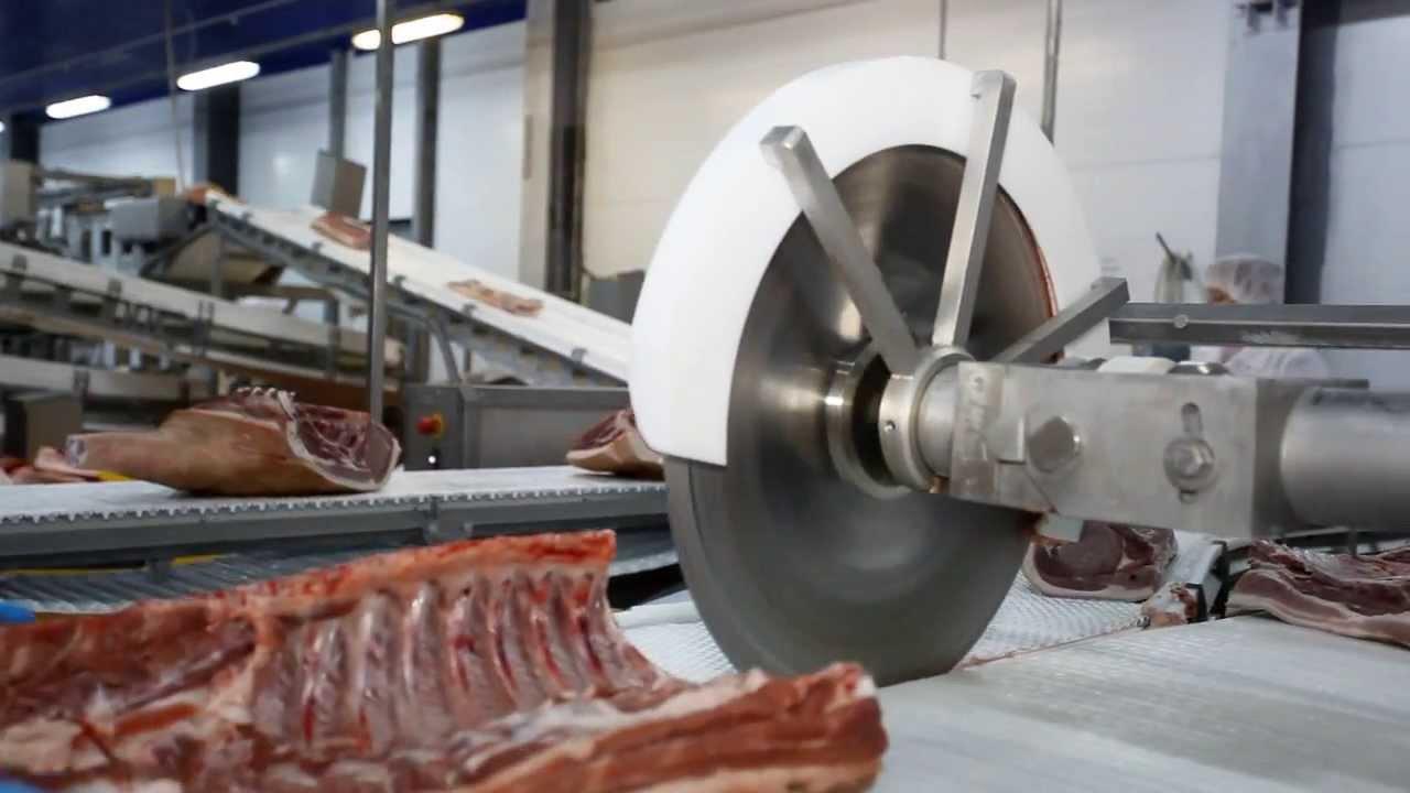 Антисанитария напроизводстве. Судебные приставы временно закрыли мясокомбинат вКемерово