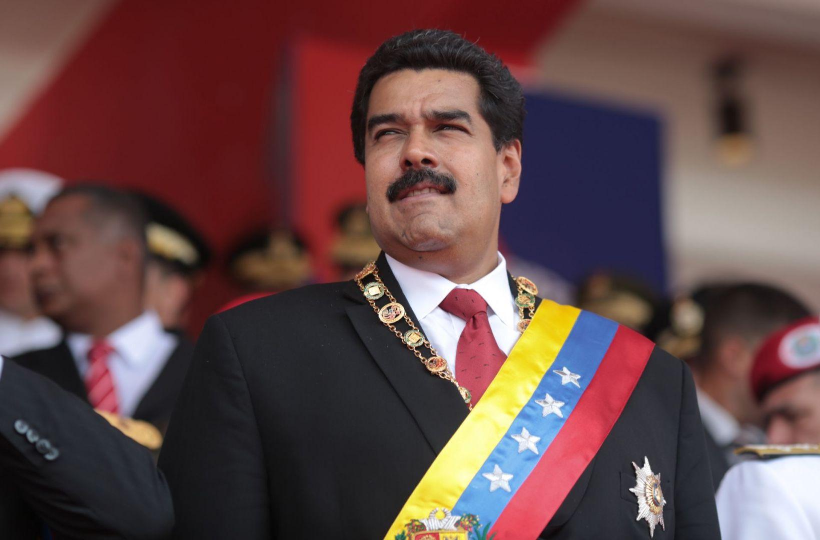 Мадуро заявил, что мечтает пожать руку Трампу