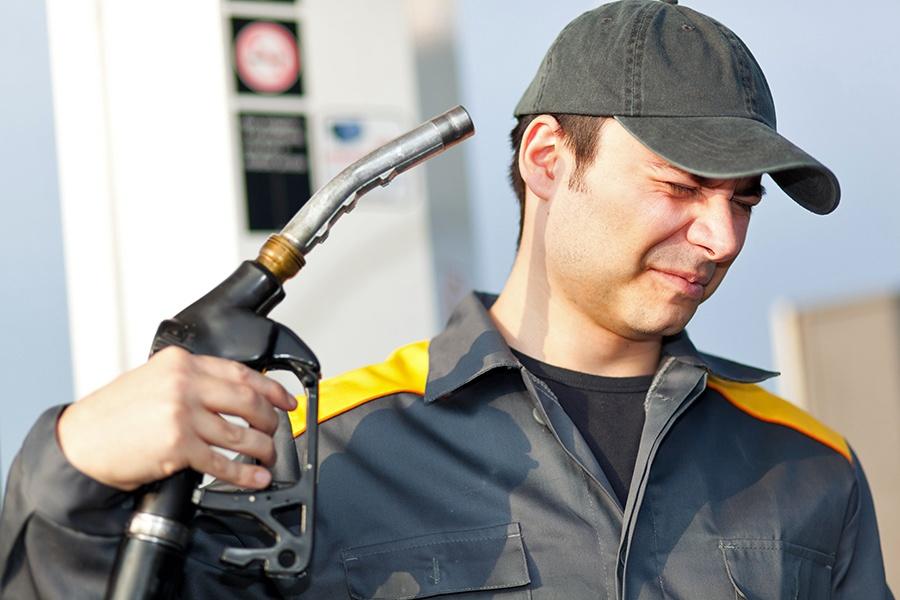 В Российской Федерации в 2018г. цены набензин могут превысить 50 руб.