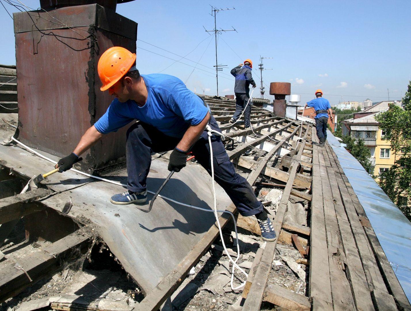 Как сделать капитальный ремонт дома фото 630