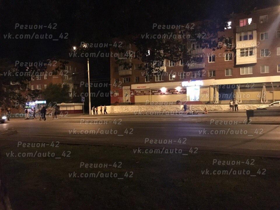 ДТП смотоциклистом напроспекте Шахтёров вКемерове было смертельным— ГИБДД
