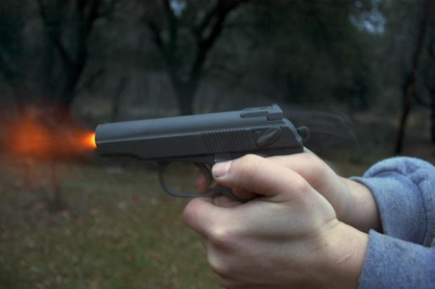 ВХабаровском крае инспектор ДПС выстрелил вучастковую вотделе милиции