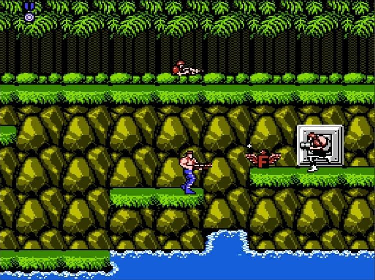 В «Поднебесной» снимут фильм про известную игру 90-х Contra