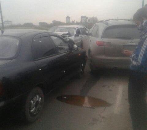 ВКузбассе вмассовом ДТП нажелезнодорожном переезде пострадал ребёнок