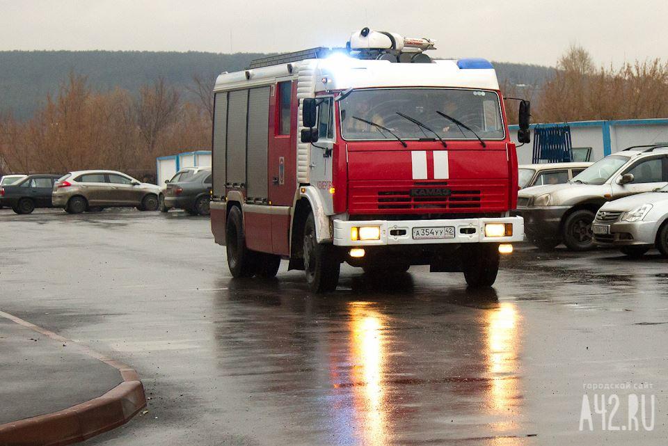 Два маленьких ребенка погибли впожаре — катастрофа вКузбассе