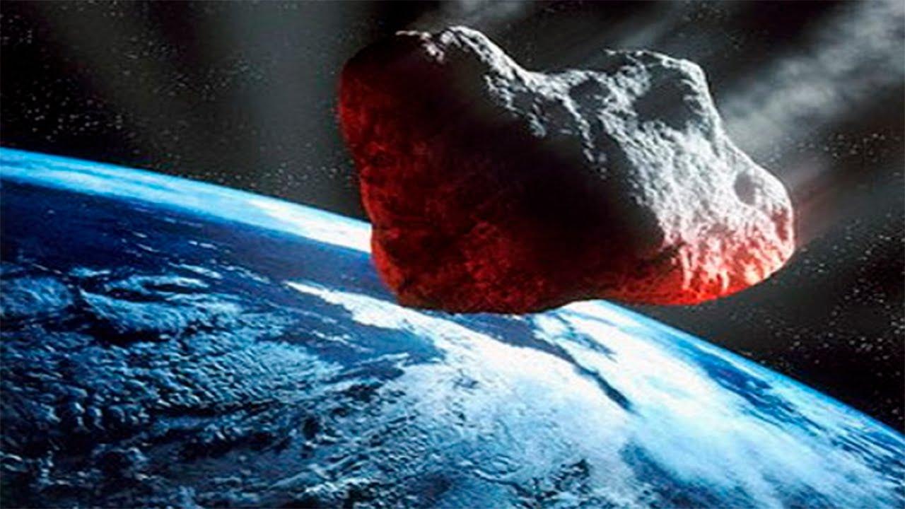 NASA: астероид размером с автобус пролетел рядом с Землей