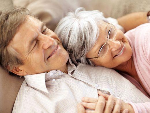 Секс в ожилом возрасте