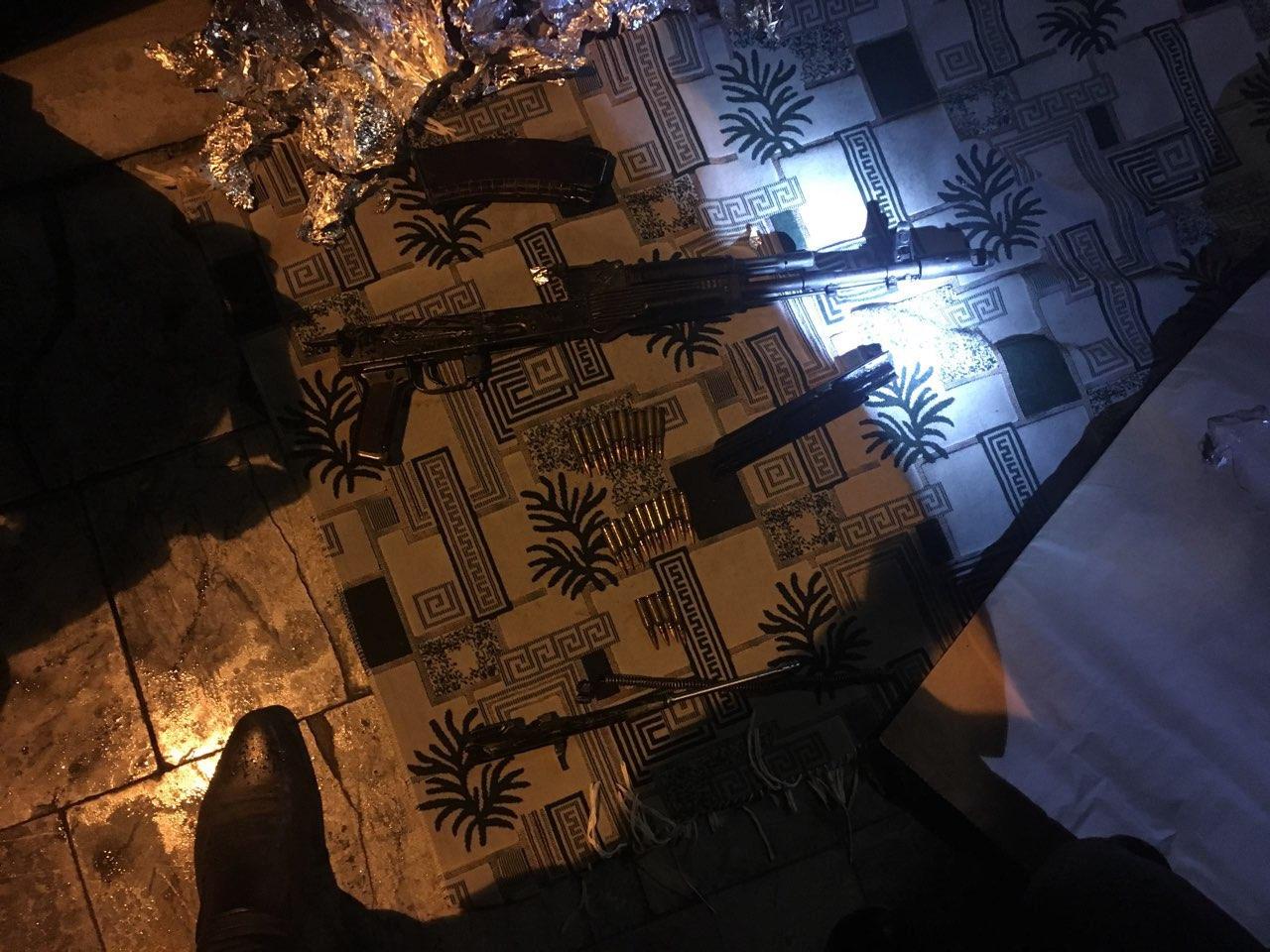 Руководитель ОПГ, занимавшейся реализацией оружия сКавказа, схвачен вКузбассе