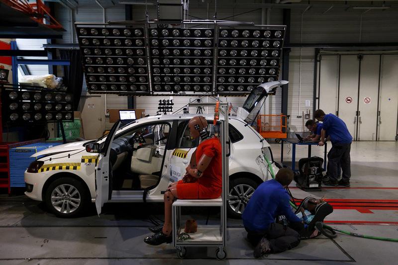 Специалисты назвали самый небезопасный автомобиль поитогам краш-тестов— Абсолютный антирекорд
