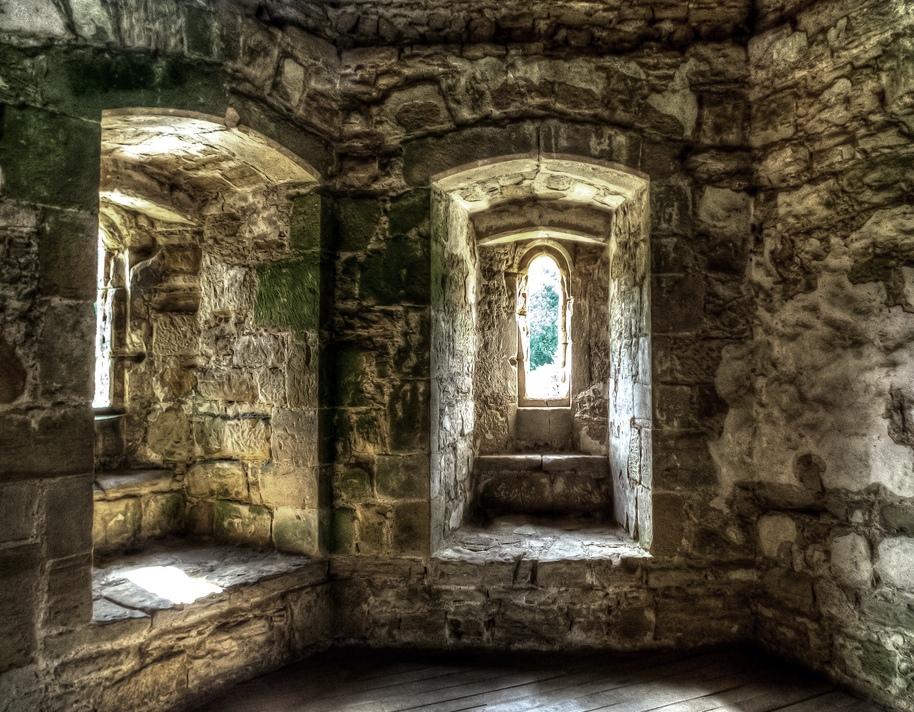 Фотосессия в замке конопиште хороших уход