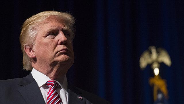 Трамп пожаловался натрудности президентской работы