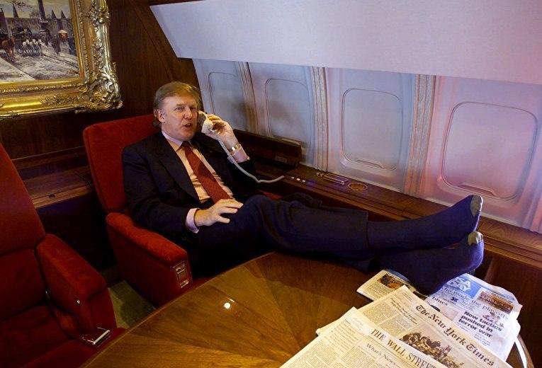 ВИране открыли выставку карикатур напрезидента США Трампа