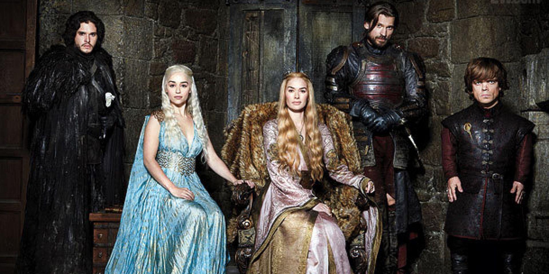 Артистка  из«Игры престолов» назвала дату выхода заключительного  сезона