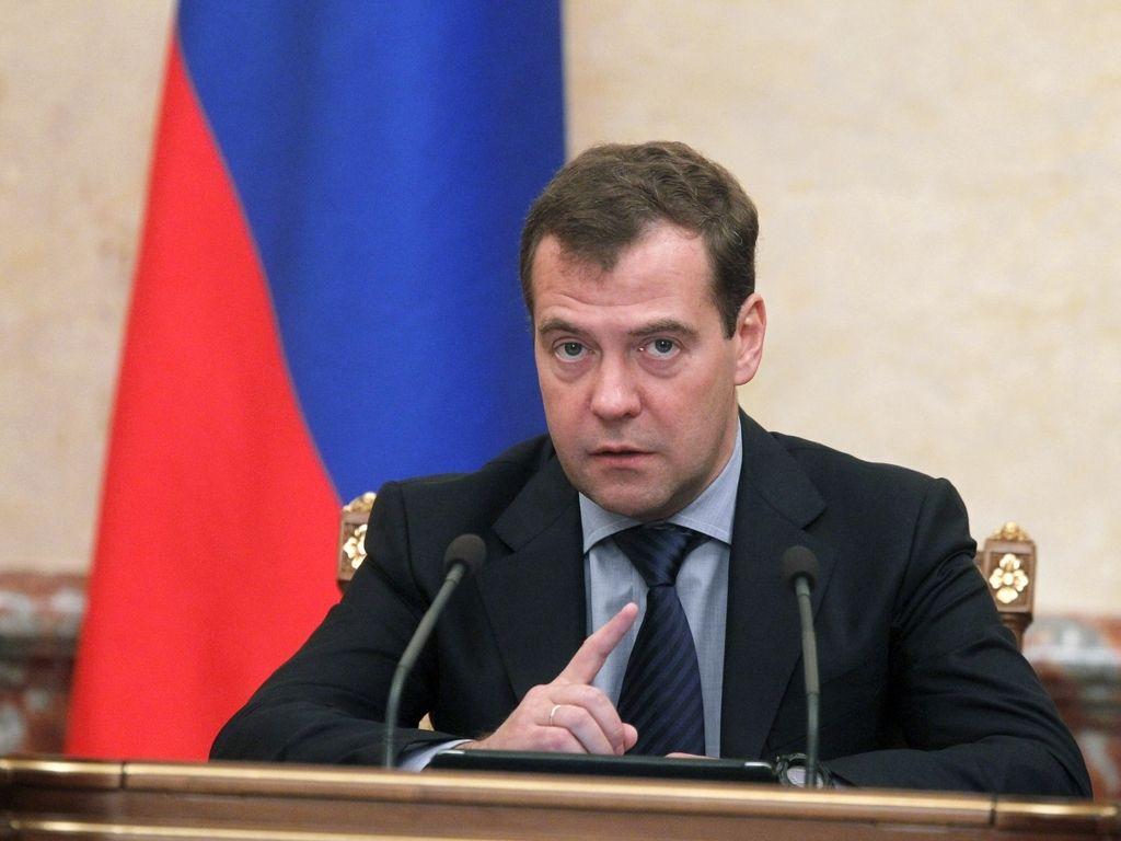 Д. Медведев предостерег от очень низкой ипотечной ставки