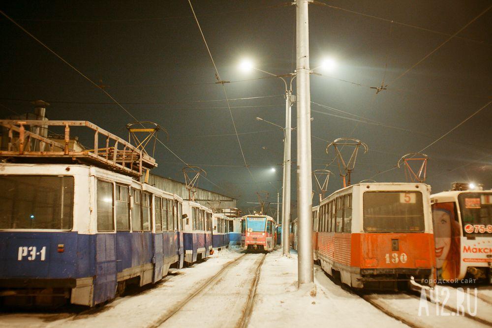 Руководитель Кемерова ответил напредложение ликвидировать трамваи