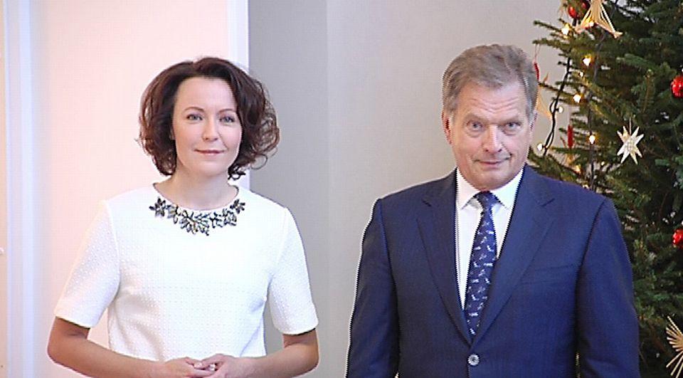 У69-летнего президента Финляндии родился сын