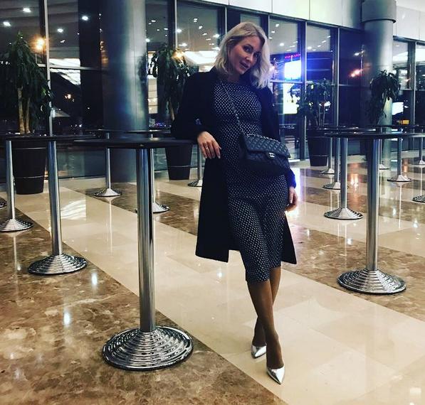 Запост Президента России решила побороться еще одна женщина— Екатерина Гордон