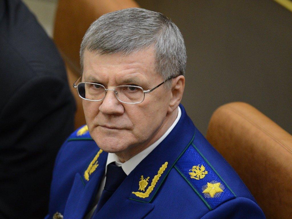 Заработок генерального прокурора Юрия Чайки за2016 год составил приблизительно 9,3 млн руб.
