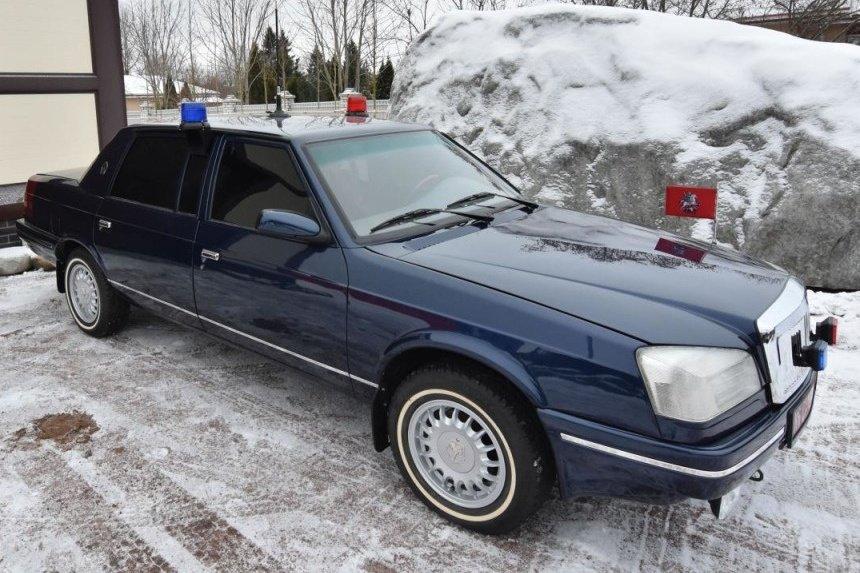 На Avito продают «Москвич» за 8 миллионов рублей