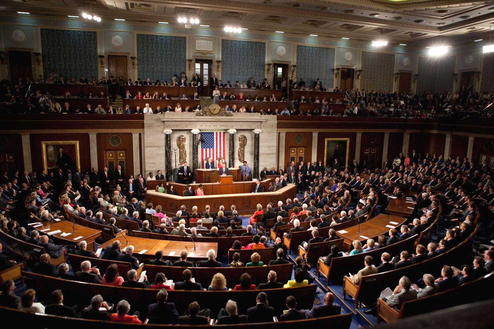 Сенат США одобрил законопроект, расширяющий антироссийские санкции