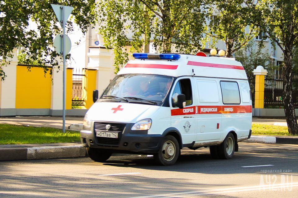 ВКузбассе пенсионер умер вДТП, утратив сознание зарулем