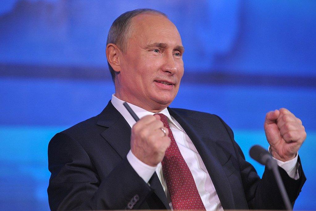 ВРПЦ поведали  осодержимом красной коробки спутника Владимира Путина  наВалааме