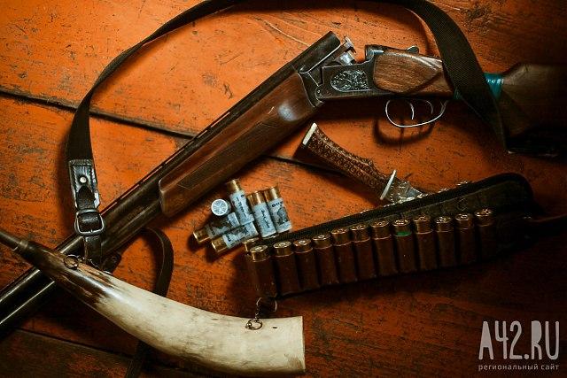 ВКемерове мужчина изружья застрелил вымогателя