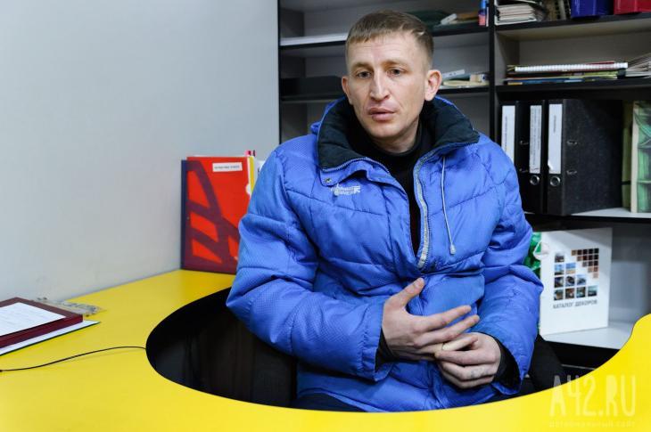Владимир Прокопов. Фото: Александр Патрин / «Газета Кемерова»