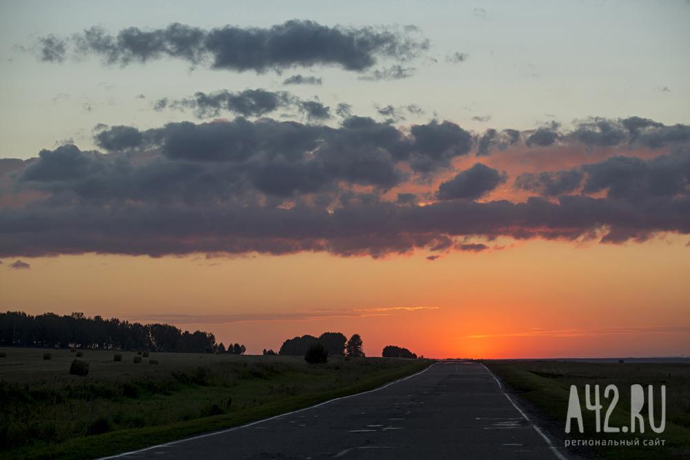 Проектирование автотрассы между Томской иКемеровской областями начнется в нынешнем году