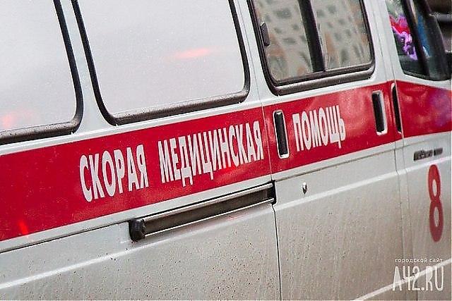 ВКемерове девушка при падении свысоты получила травмы