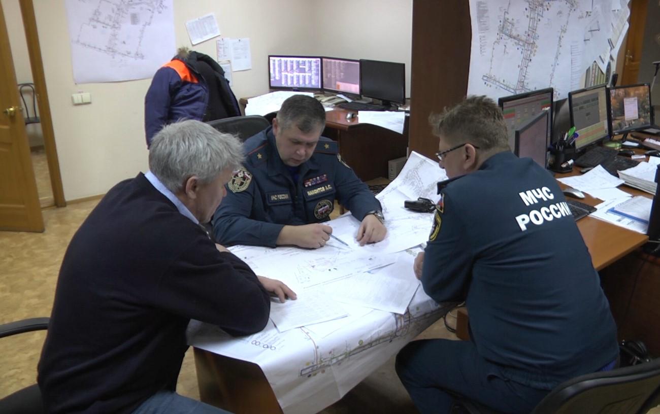 В МЧС рассказали о ходе операции по спасению горняков «Есаульской»