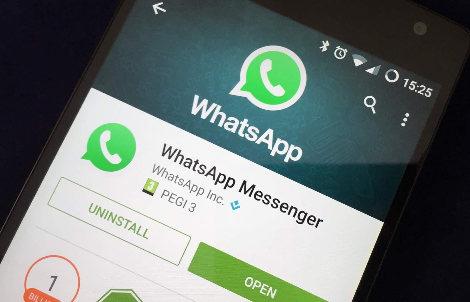 WhatsApp создаст новейшую функцию для фотографий