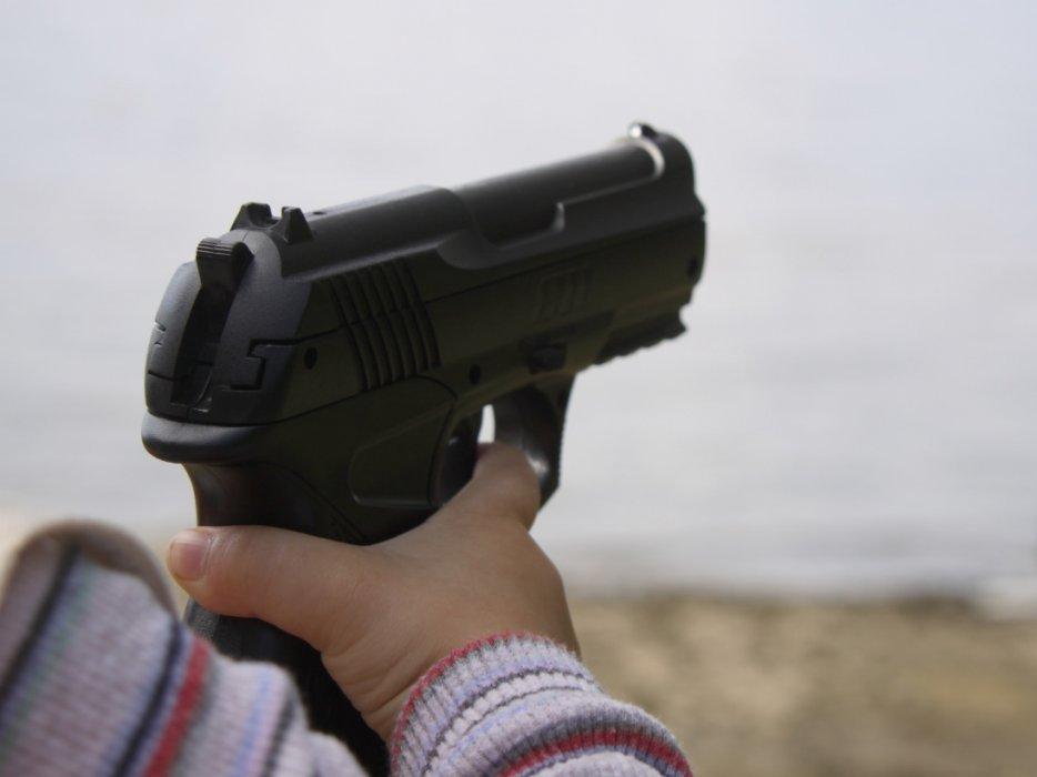 ВПриморском районе Петербурга увоспитанника детского сада отыскали пистолет