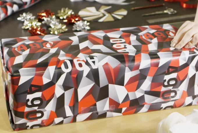 Тойота собирается реализовать камуфляж Supra вкачестве упаковочной бумаги