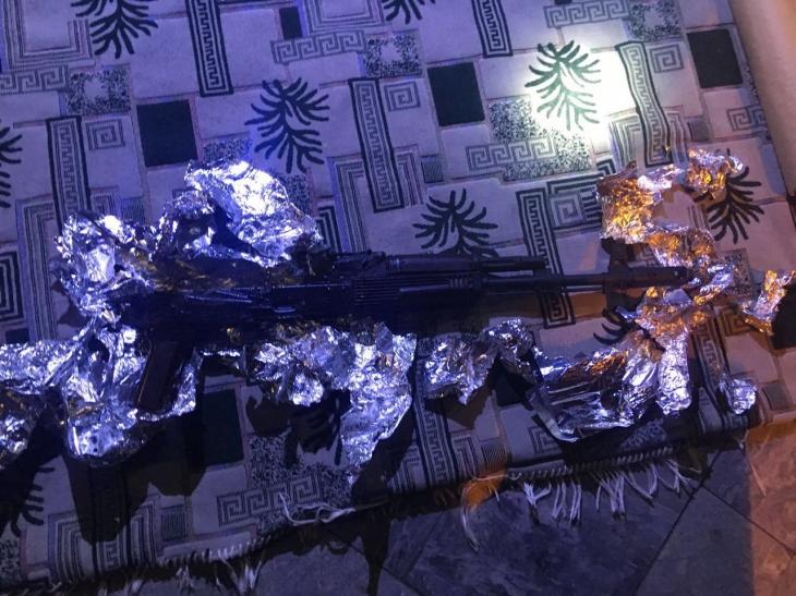 Пресечена деятельность ОПГ, поставлявшей вКузбасс оружие ибоеприпасы
