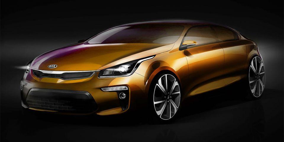 Корейцы создали идеального конкурента седану Лада  Vesta
