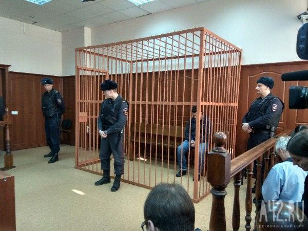 Гендиректору кемеровскогоТЦ продлили срок задержания на72 часа