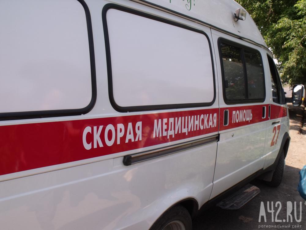 Два человека пострадали вДТП сперевернувшейся «Нивой» вКузбассе