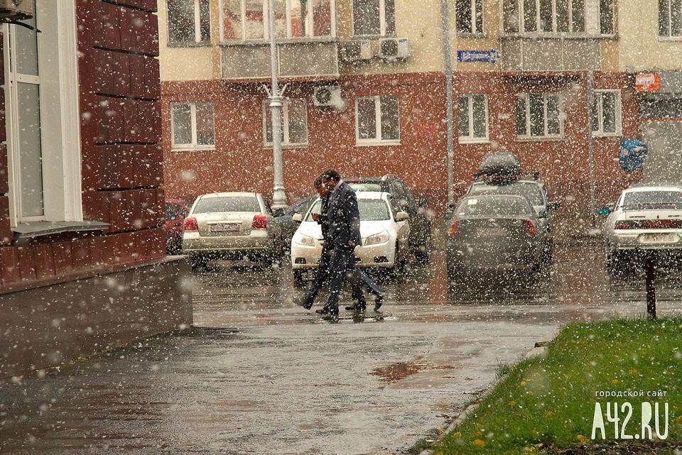 ВОмской области неделя начнется соснега изаморозков до-6