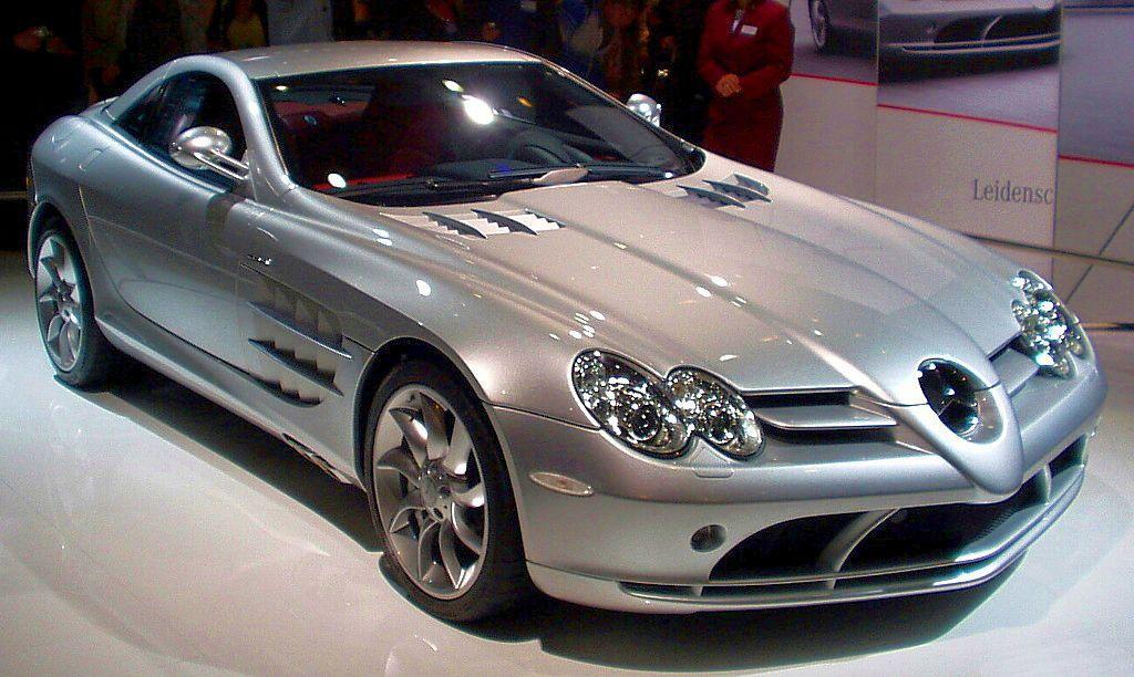 Завод по производству автомобилей Mercedes-Benz начнут строить в Московской области