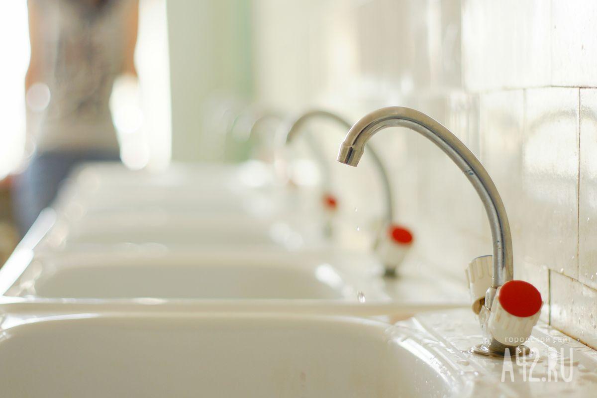 Всибирском городе Тайга из-за марганца впитьевой воде ввели режимЧС
