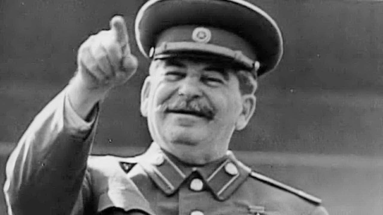 Специалисты  обнаружили вирус-блокировщик, использующий образ Сталина