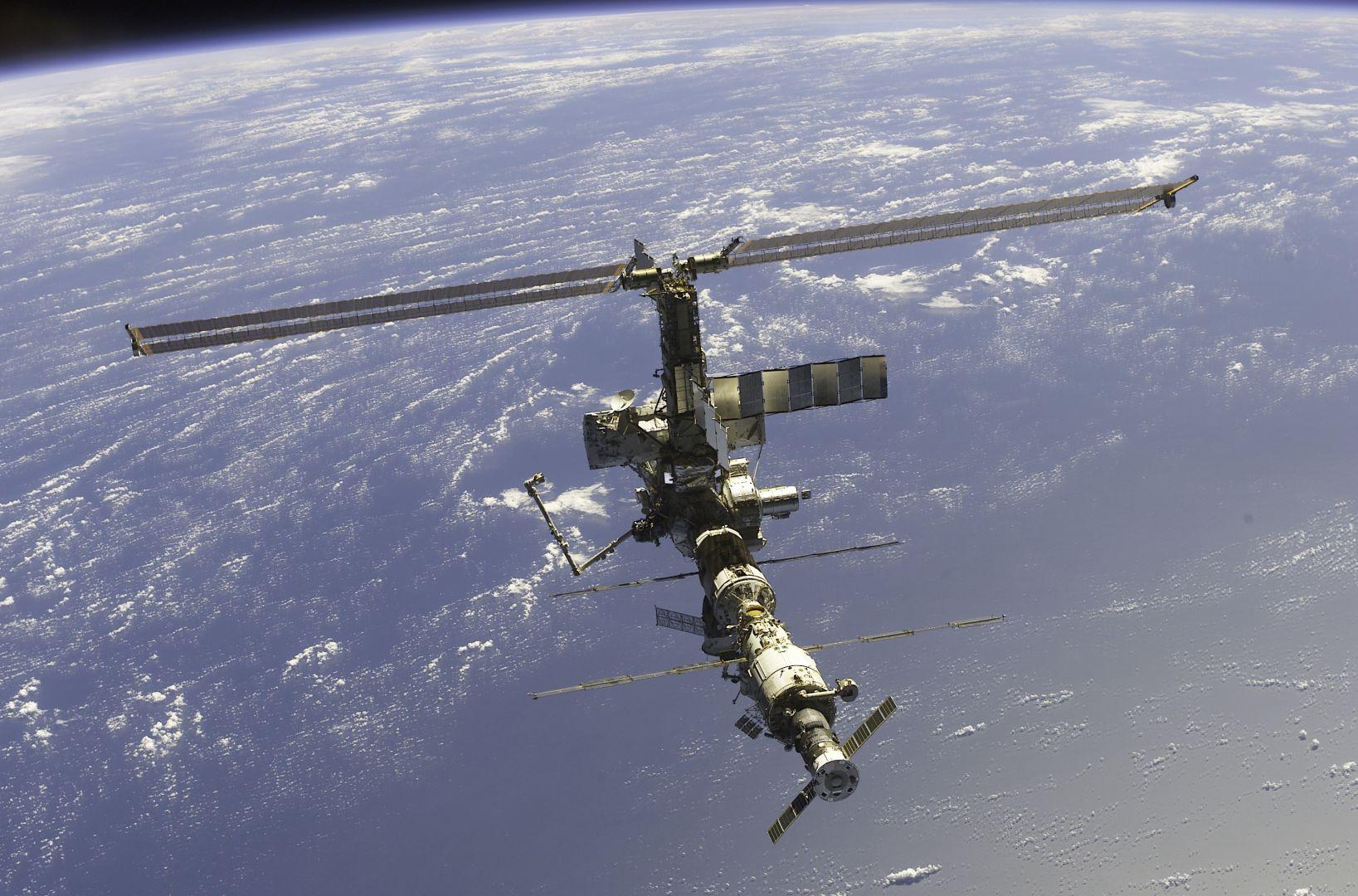 Выяснилось, когда китайская орбитальная станция рухнет на Землю
