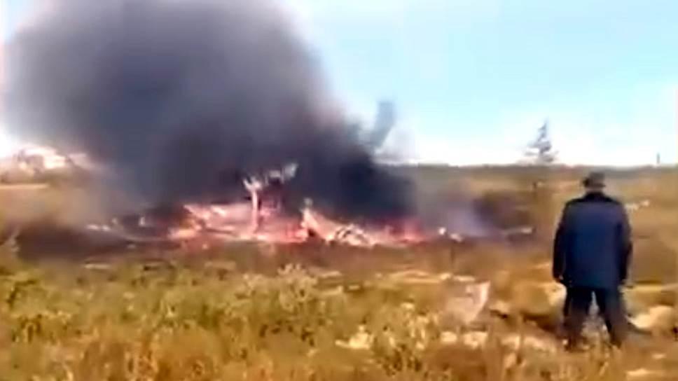 Рустэм Хамитов выразил сожаления близким погибших вкрушении «Ми-8»