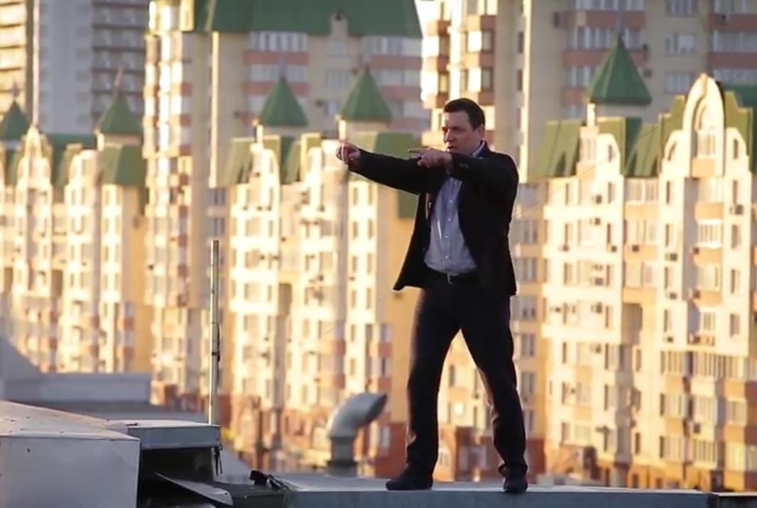 Мэр Новокузнецка вновом клипе позвал городских жителей насубботник