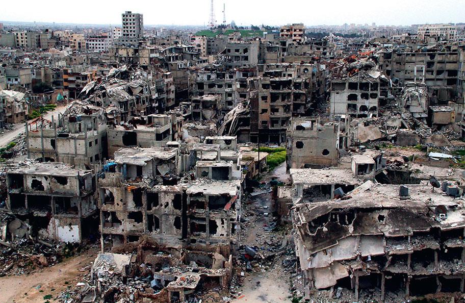 Жители России считают военную операцию вСирии основным событием года