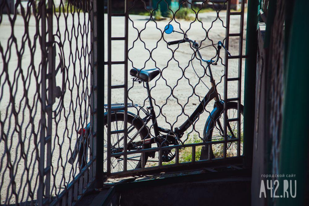 ВКемерове вДТП пострадал молодой велосипедист